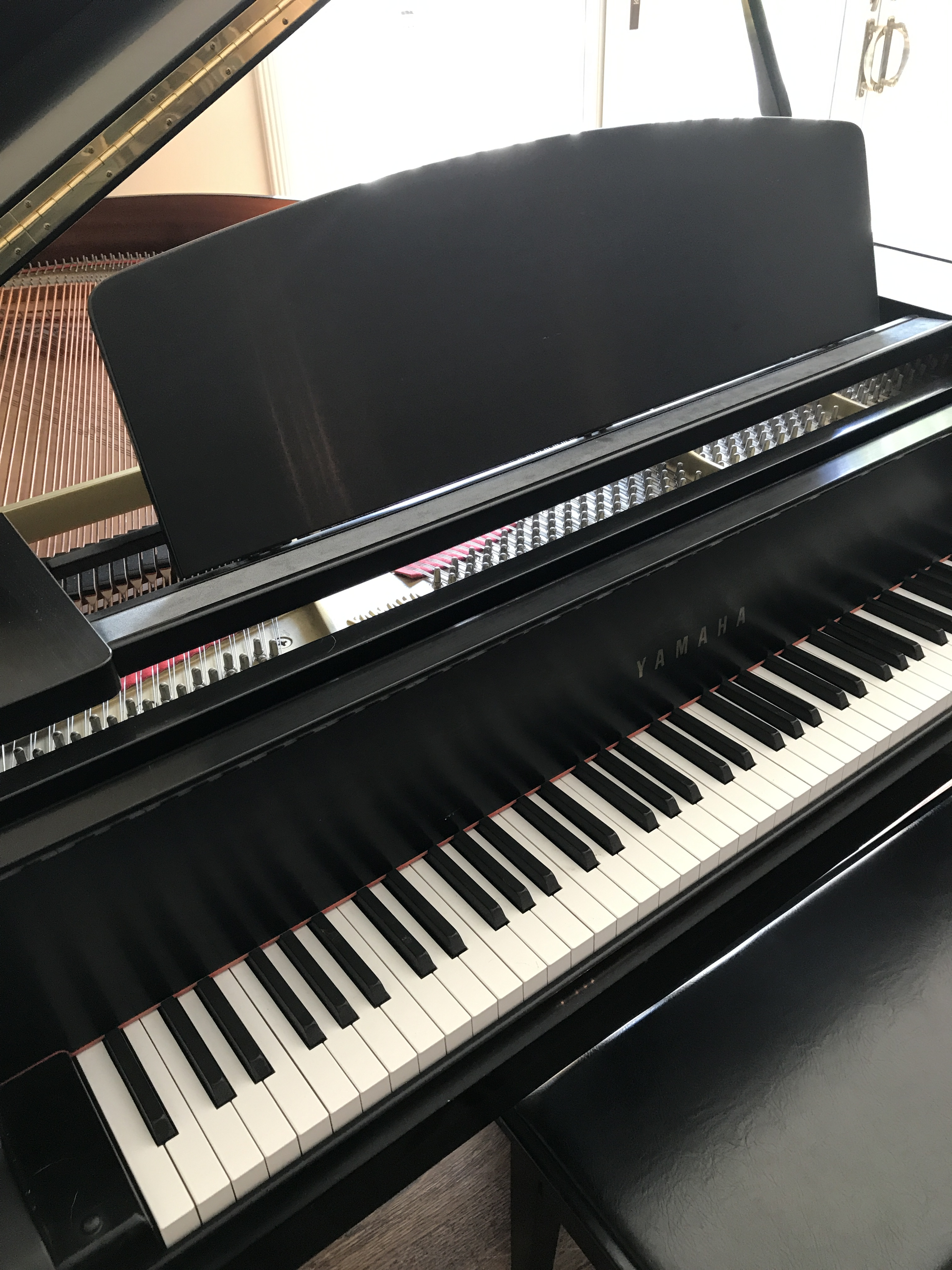 Yamaha Baby Grand G Series
