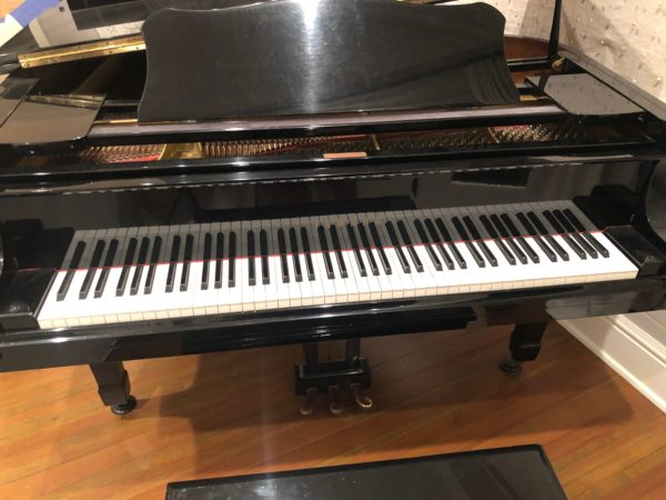 Yamaha C7 Grand Piano Ebony Elly (1)